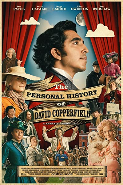 The Personal History of David Copperfield 2019 BluRay REMUX 1080p AVC DTS-HD MA 5.1-EDPH