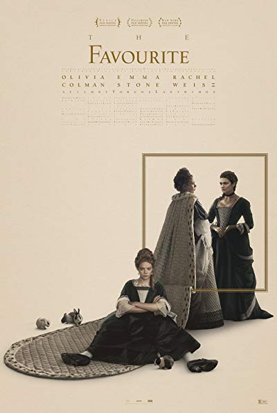 The Favourite 2018 BluRay 1080p DTS x265 10bit-CHD