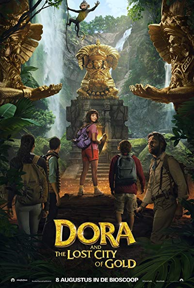 Dora and the Lost City of Gold 2019 1080p BluRay DDP7.1 x264-SbR