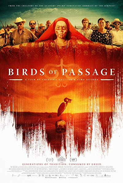 Pájaros de verano AKA Birds of Passage 2018 BluRay REMUX 1080p AVC DTS-HD MA 5.1 - KRaLiMaRKo