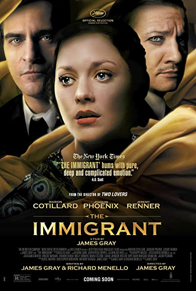 The Immigrant 2013 1080p BluRay DTS x264-AMIABLE