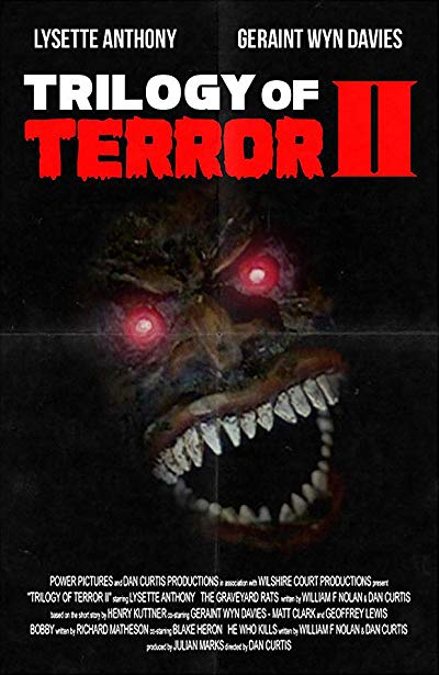 Trilogy of Terror II 1996 BluRay REMUX 1080p AVC DTS-HD MA 2.0-EPSiLON