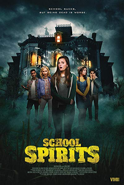 School Spirits 2019 1080p WEB-DL DD5.1 H264-EVO