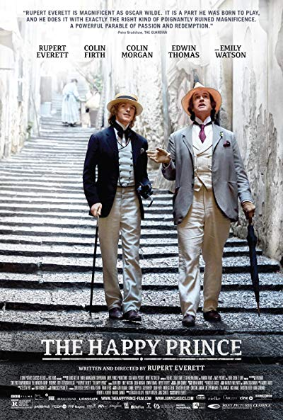 The Happy Prince 2018 1080p WEB-DL DD5.1 H264-EVO