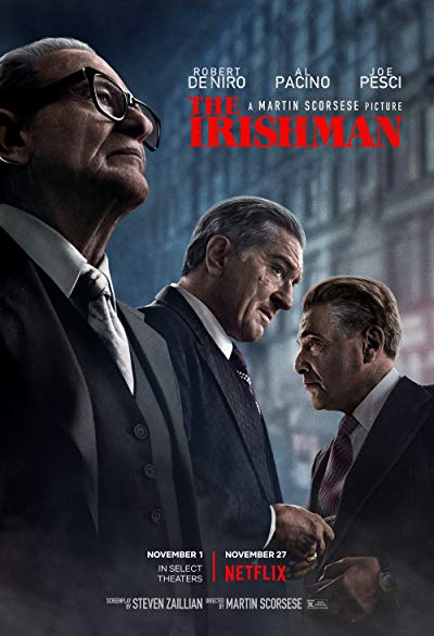 The Irishman 2019 1080p WEB-DL MSubb DD5.1 x264-BDP