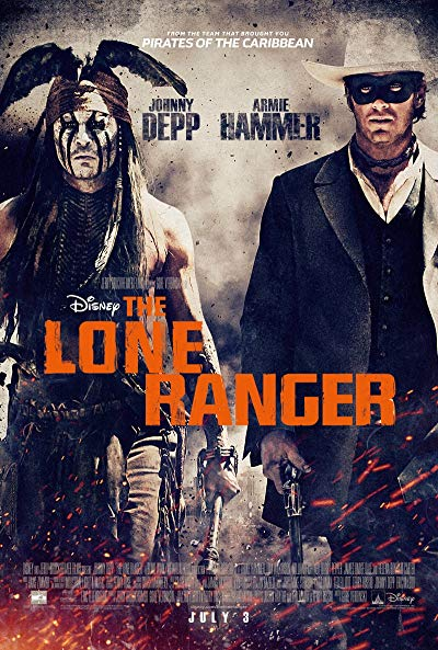 The Lone Ranger 2013 PROPER 1080p BluRay DTS x264-DON