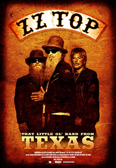 ZZ Top That Little Ol Band From Texas 2019 DOCU 720p BluRay DTS x264-TREBLE