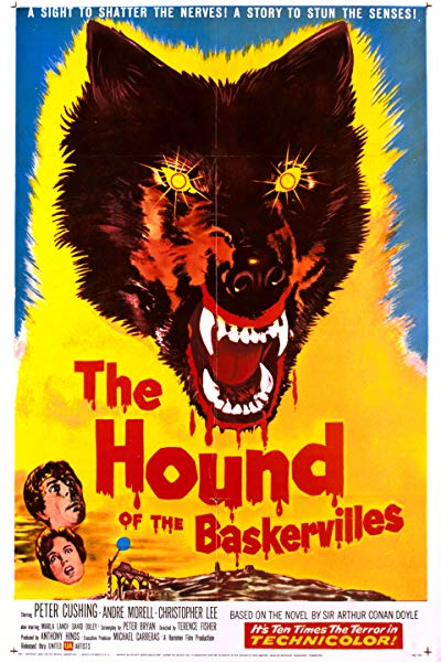 The Hound of the Baskervilles 1959 BluRay REMUX 1080p AVC DTS-HD MA 2.0 - KRaLiMaRKo