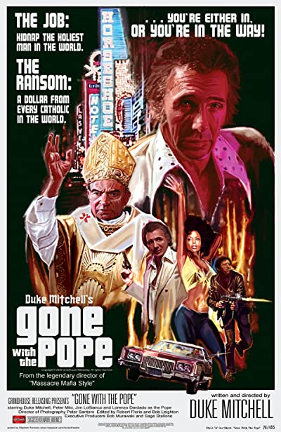 Gone with the Pope 2010 BluRay REMUX 1080p AVC DTS-HD MA 5.1 - KRaLiMaRKo