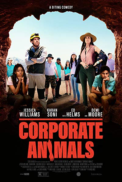 Corporate Animals 2019 1080p WEB-DL DD5.1 H264-EVO