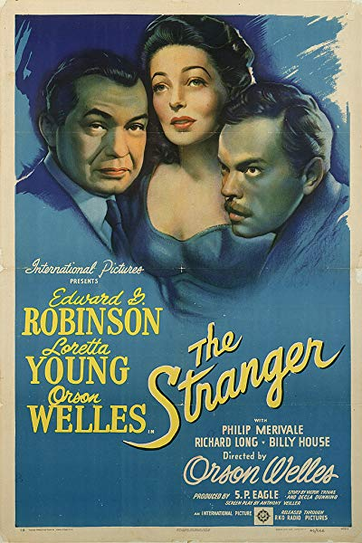 The Stranger 1946 BluRay REMUX 1080p AVC FLAC2.0-EPSiLON
