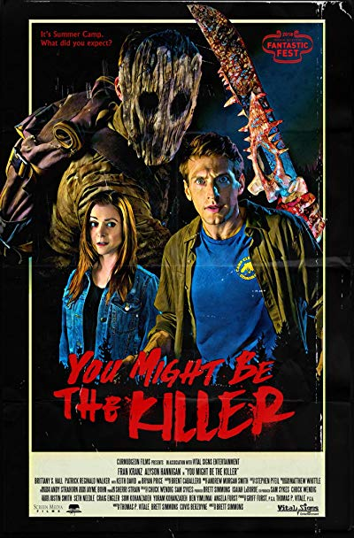 You Might Be the Killer 2018 BluRay 1080p DTS MA 5.1 x265 10bit-CHD