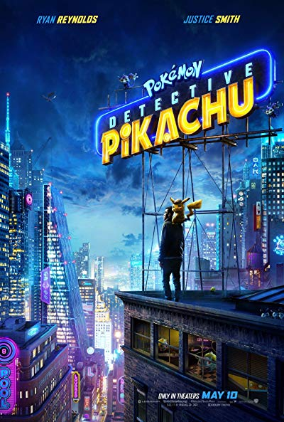 Pokemon Detective Pikachu 2019 720p BluRay DD5.1 x264-AAA