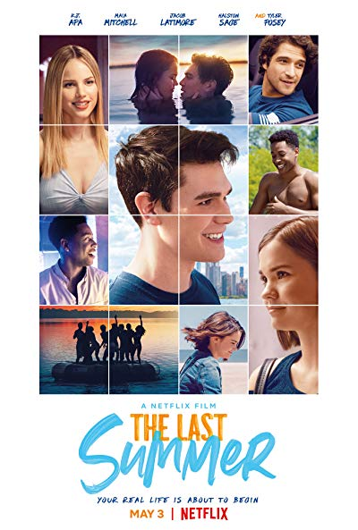 The Last Summer 2019 1080p NF WEB-DL DD5.1 H264-CMRG