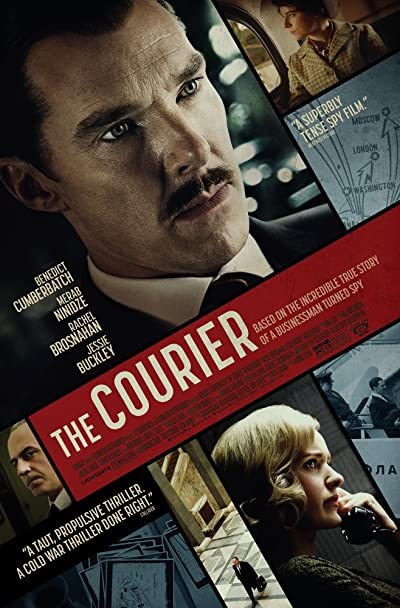 The Courier 2020 BluRay 1080p DTS x264-PRoDJi