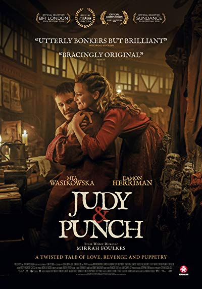 Judy And Punch 2019 1080p WEB-DL DD5.1 H264-EVO