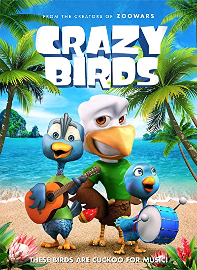 Crazy Birds 2019 1080p WEB-DL DD2.0 H264-EVO