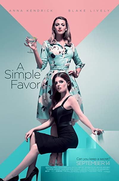 A Simple Favor 2018 1080p WEB-DL DD5.1 H264 -eSc