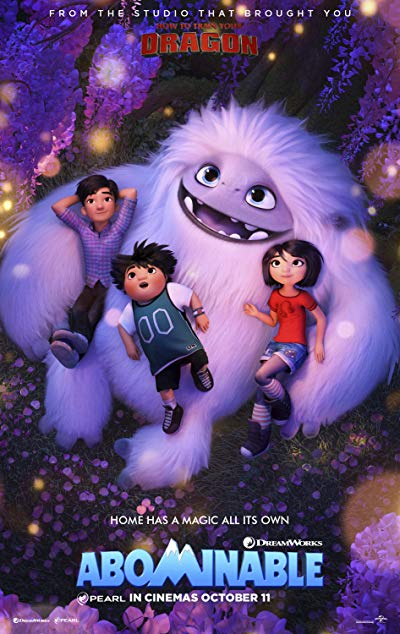 Abominable 2019 3D 1080p BluRay DD5.1 x264-JustWatch
