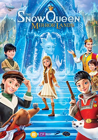 the snow queen mirrorlands 2018 1080p BluRay DTS-HD MA 5.1 x264-woat