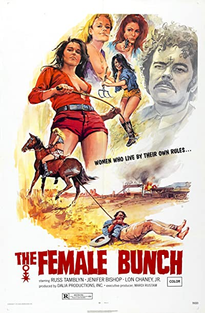 The Female Bunch 1971 720p BluRay FLAC x264-GHOULS
