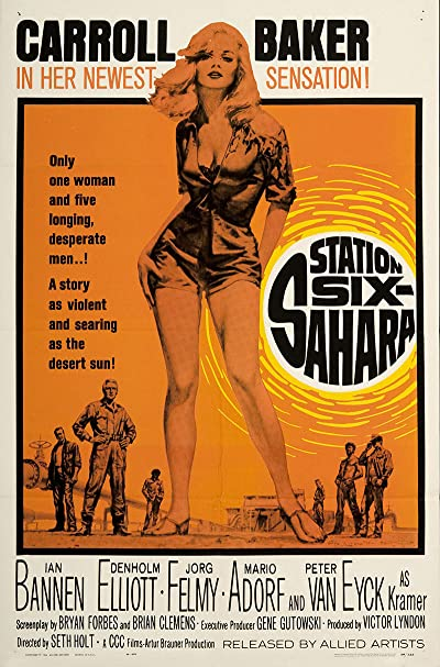 Station Six-Sahara 1963 BluRay REMUX 1080p AVC FLAC2.0-EPSiLON