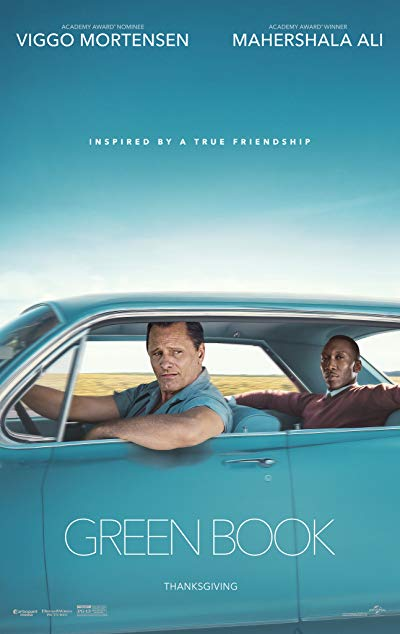 Green Book 2018 2160p UHD BluRay TrueHD 7.1 x265-IAMABLE