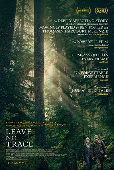 Leave No Trace 2018 1080p BluRay DTS x264-Geek