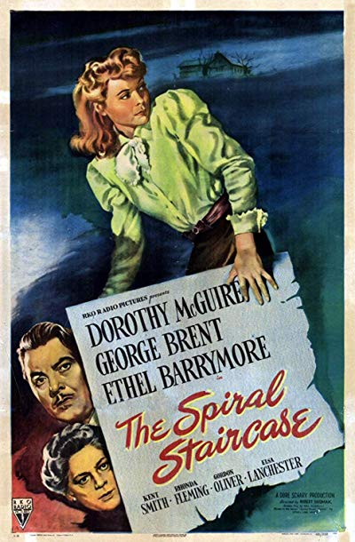 The Spiral Staircase 1946 1080p BluRay DTS x264-SiNNERS
