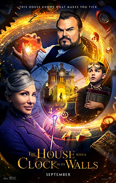 The House with a Clock in Its Walls 2018 720p BluRay DD5.1 x264-GECKOS