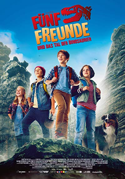 The Famous Five and the Valley of Dinosaurs 2018 1080p BluRay DTS x264-JustWatch