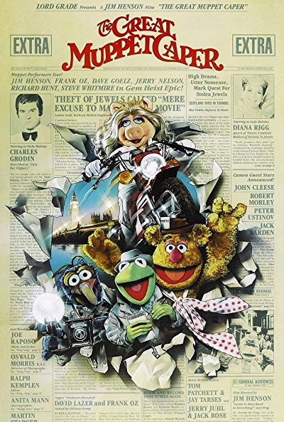 The Great Muppet Caper 1981 BluRay REMUX 1080p AVC DTS-HD MA 5.1 - KRaLiMaRKo