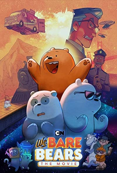 We Bare Bears The Movie 2020 AMZN 1080p WEB-DL DDP5.1 H264-CMRG