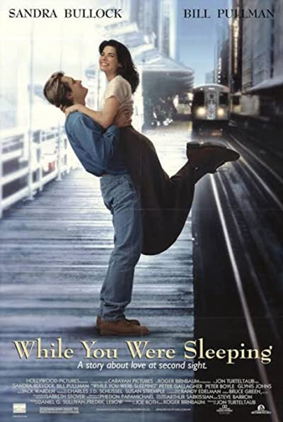 While You Were Sleeping 1995 BluRay REMUX 1080p AVC DTS-HD MA 5.1-HDS