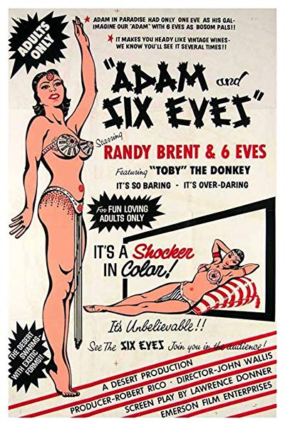 Adam and Six Eves 1962 BluRay 3D REMUX 1080p AVC DTS-HD MA 2.0 - KRaLiMaRKo
