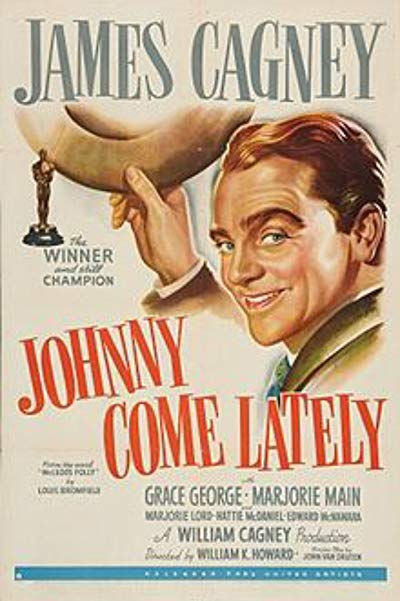 Johnny Come Lately 1943 BluRay REMUX 1080p AVC DTS-HD MA 1.0 - KRaLiMaRKo
