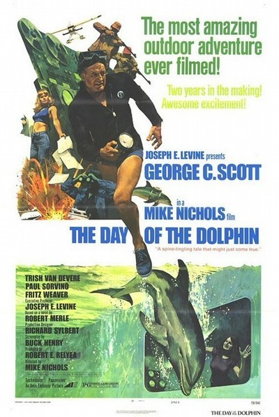 The Day of the Dolphin 1973 BluRay REMUX 1080p AVC FLAC2.0-EPSiLON