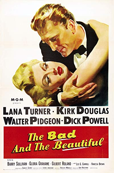 The Bad and the Beautiful 1952 720p BluRay DTS x264-SiNNERS