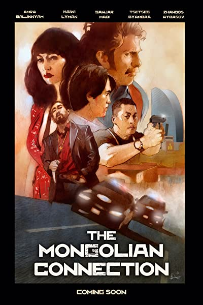 The Mongolian Connection 2020 1080p WEB-DL DD5.1 H264-EVO