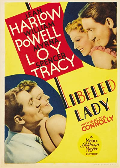 Libeled Lady 1936 1080p BluRay DTS x264-FGT