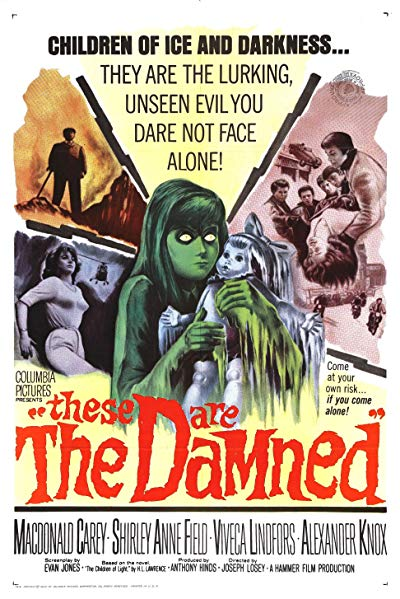 The Damned 1962 1080p BluRay DTS x264-GUACAMOLE