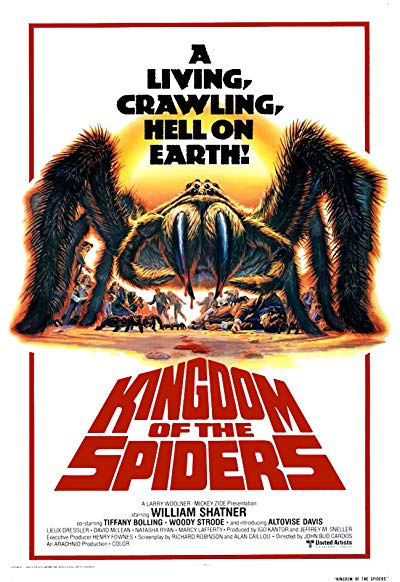 Kingdom of the Spiders 1977 1080p BluRay DTS x264-PSYCHD
