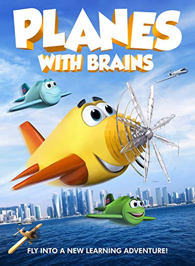 Planes with Brains 2018 1080p WEB-DL DD2.0 H264-CMRG