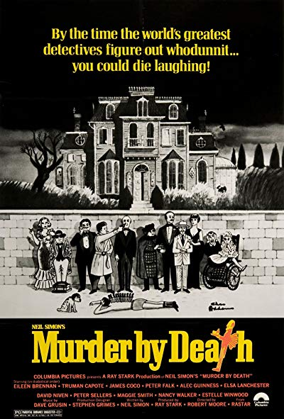 Murder by Death 1976 BluRay REMUX 1080p AVC DTS-HD MA 2.0 - KRaLiMaRKo