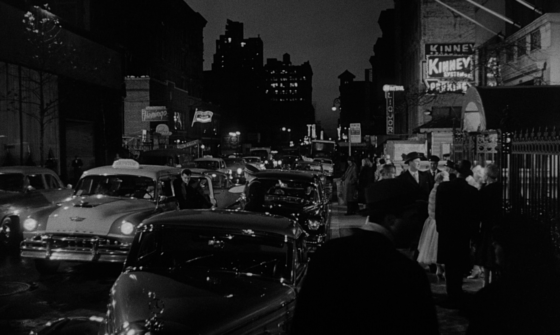 Sweet Smell of Success 1957 1080p BluRay FLAC1.0 x264-SaL