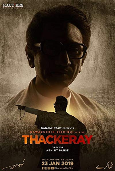 Thackeray 2019 BluRay REMUX 1080p AVC DTS-HD MA 5.1-ALiEN