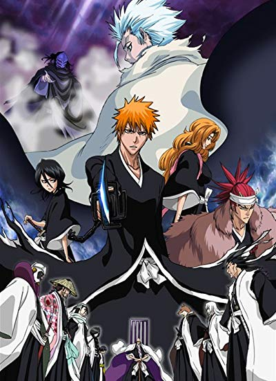 Bleach Movie 2 The Diamond Dust Rebellion 2007 720p BluRay DTS x264-JustWatch