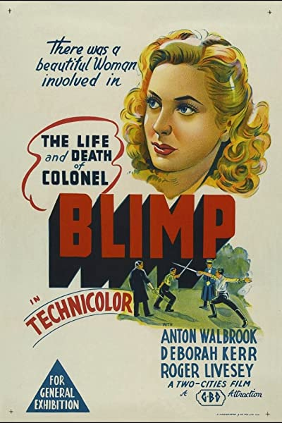 The Life and Death of Colonel Blimp 1943 Criterion Collection Repack BluRay REMUX 1080p AVC FLAC1.0 - KRaLiMaRKo