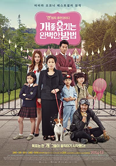 How to Steal a Dog 2014 1080p BluRay DTS x264-GiMCHi