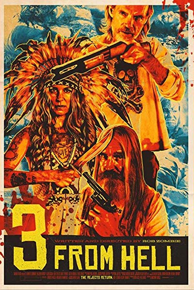 3 from Hell 2019 UNRATED RERIP 1080p BluRay DD5.1 x264-GECKOS